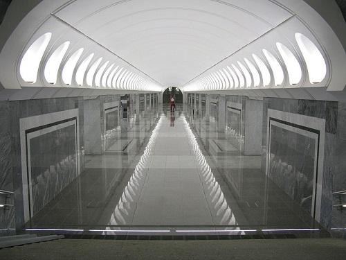 Metro-Station Dostojewskaja