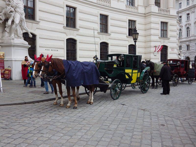 Fiaker-Stadtrundfahrt in Wien