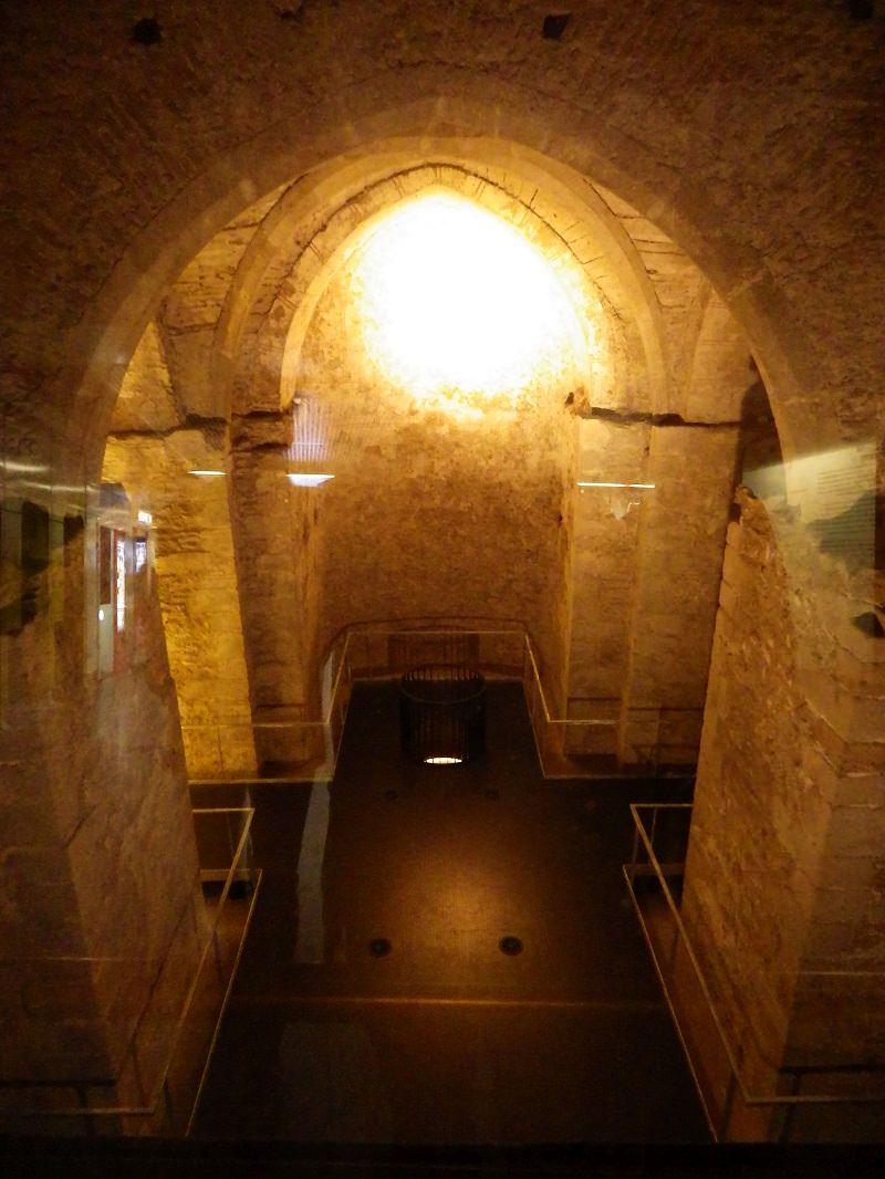 Virgilkapelle unter dem Stephansdom