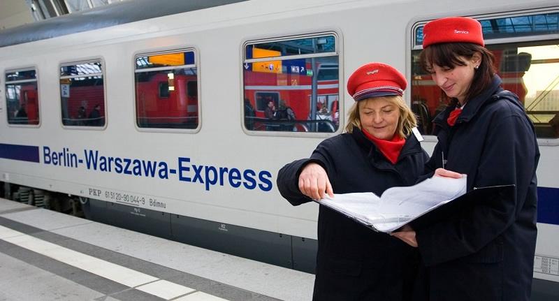 Zugbegleiter / Schaffner - ein Beruf mit intensivem Kundenkontakt