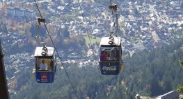 Wankbahn in Garmisch-Partenkirchen