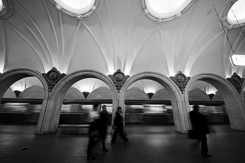 U-Bahnstation Paveletskaja