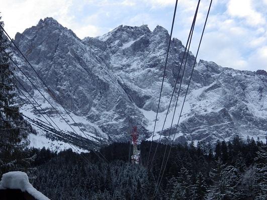 Zugspitze Nordseite