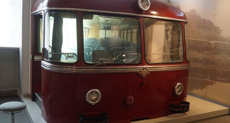 DB-Museum in Nürnberg: Eisenbahngeschichte zum Anfassen