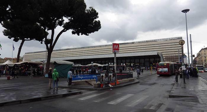 U-Bahn Rom – ewige Stadt, ewiges Bauen
