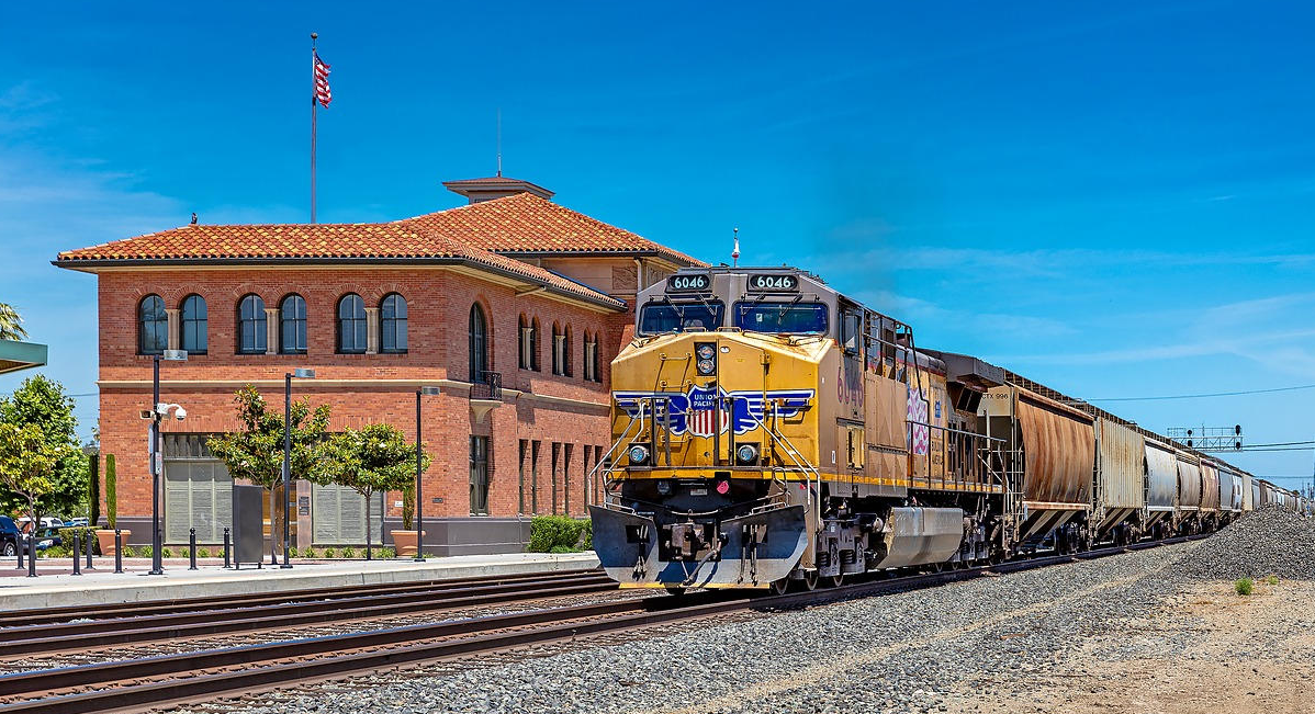 Union Pacific - Bahngesellschaft in den USA
