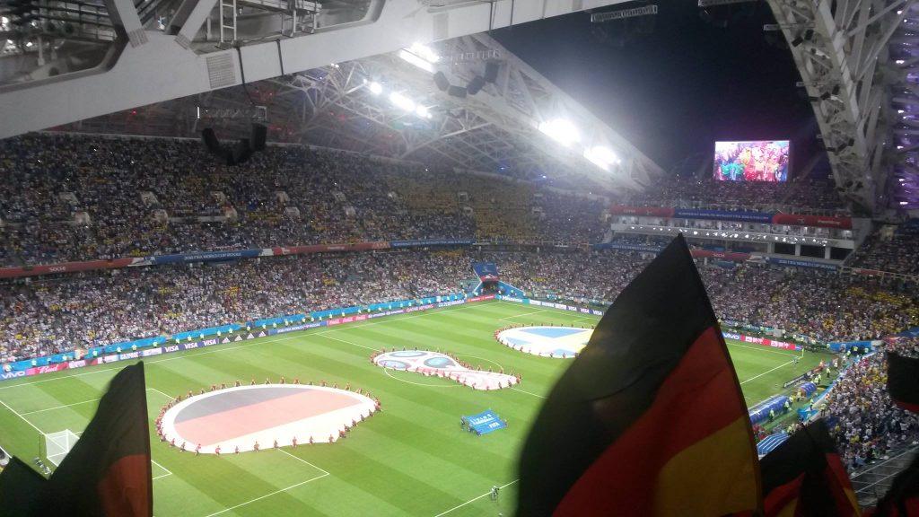 Vor WM-Spiel 2018 Deutschland - Schweden